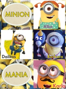 Minion PicCollage 4