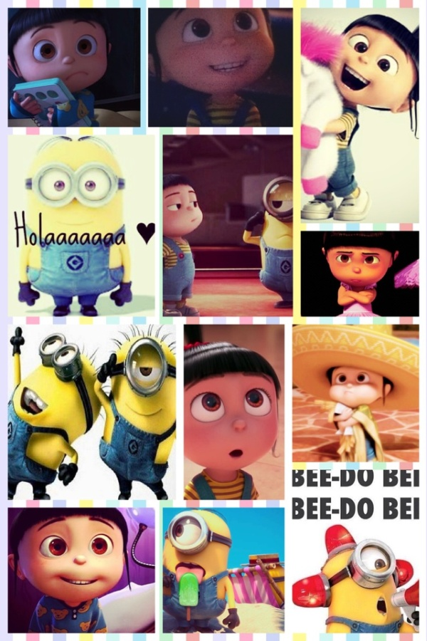 Minion PicCollage 5