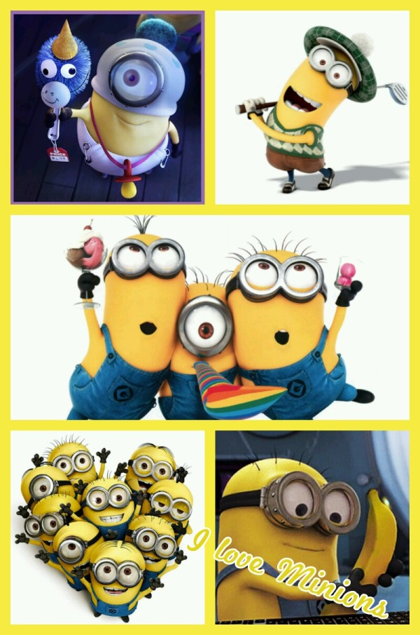 Minions PicCollage1
